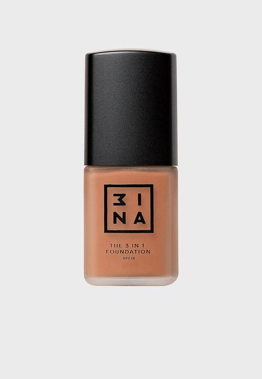 The 3-in-1 Foundation - 219