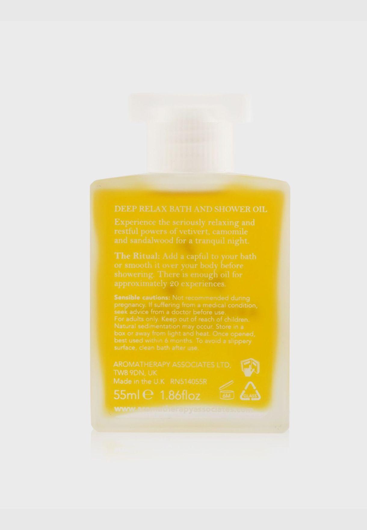 Relax - Deep Relax Bath & Shower Oil