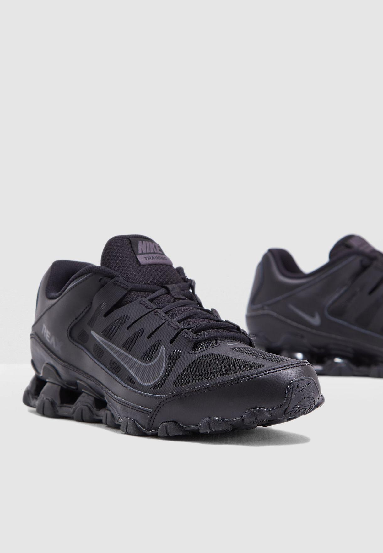 2668e1c1334828 Shop Nike black Reax 8 TR Mesh 621716-001 for Men in UAE - NI727SH68EUH
