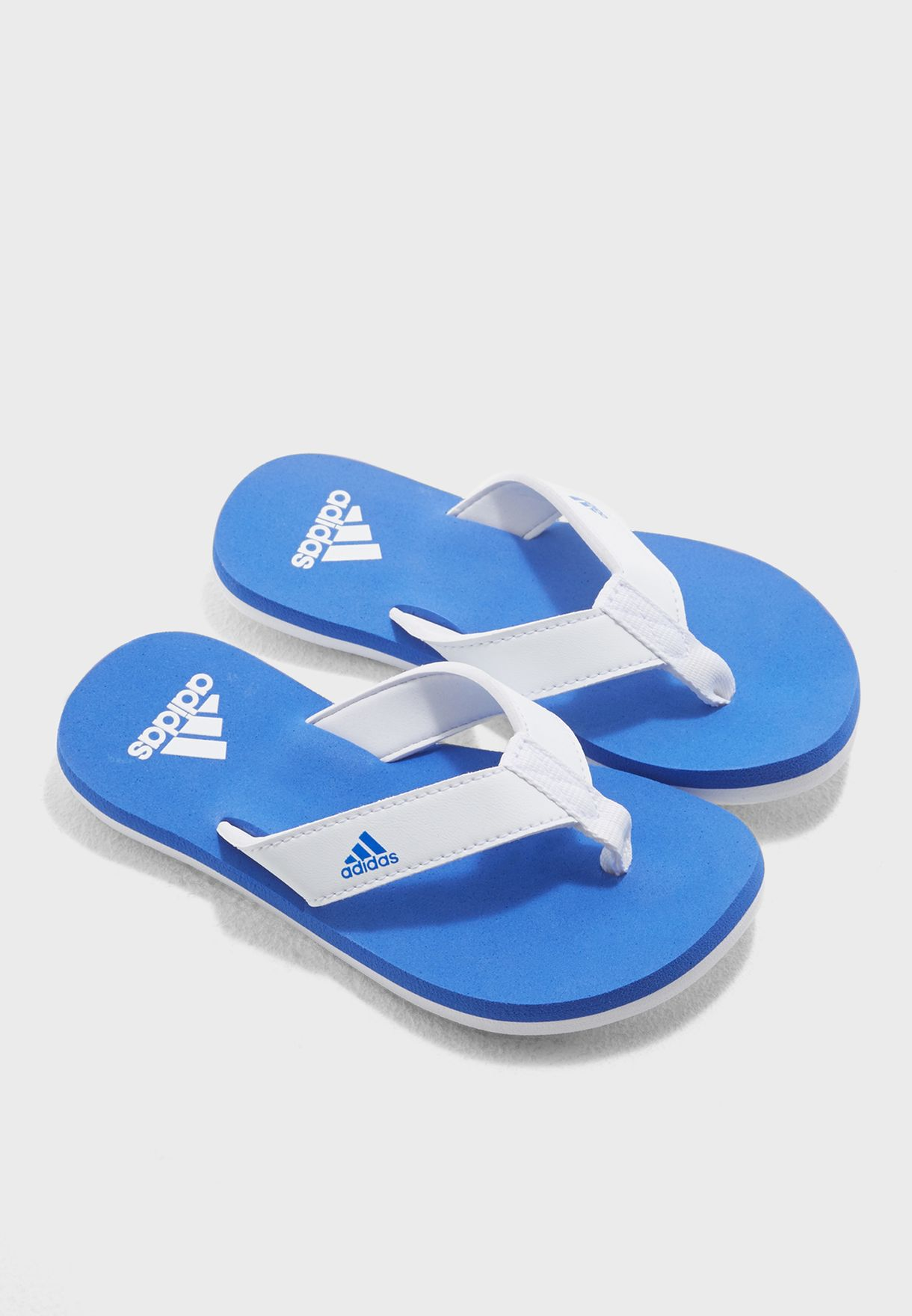 457c9d65071 Shop adidas multicolor Beach Thong 2 Kids CP9378 for Kids in Saudi ...
