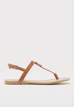 حذاء تي بار
