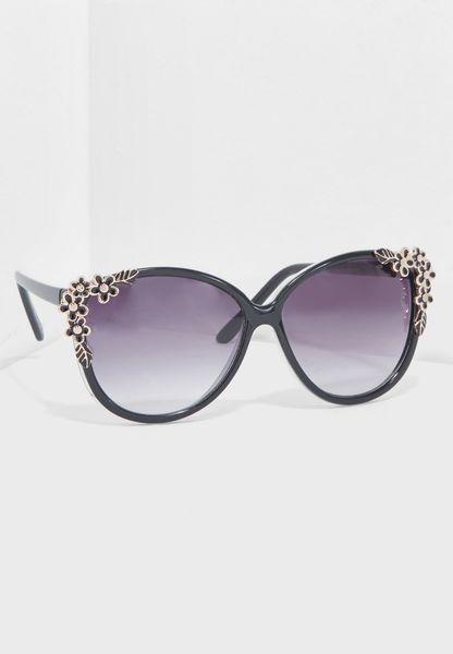 Flower Temple Sunglasses