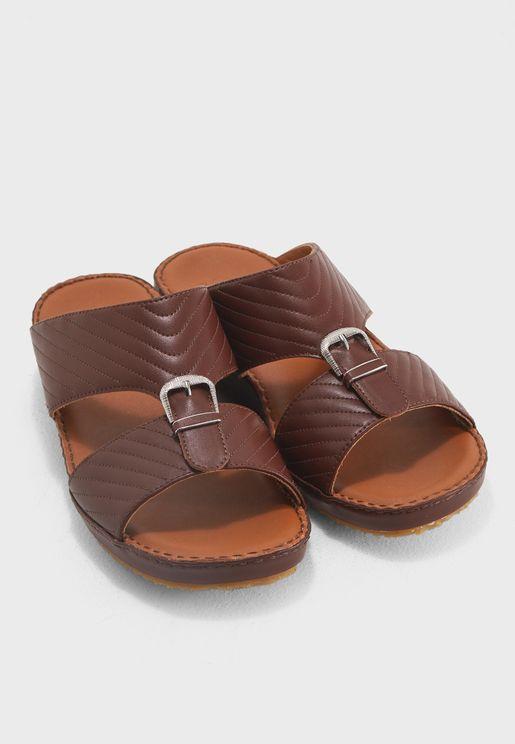 Leather Arabic Sandals