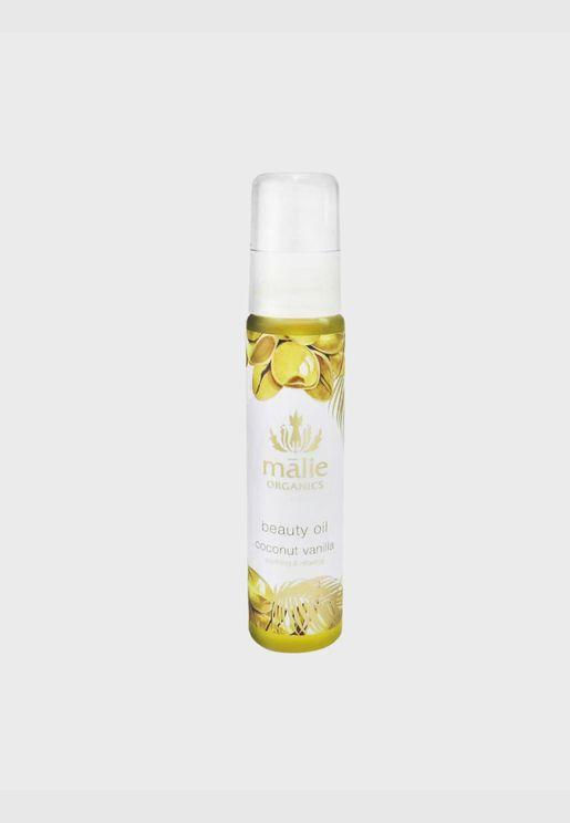 Organics Coconut Vanilla Beauty Oil