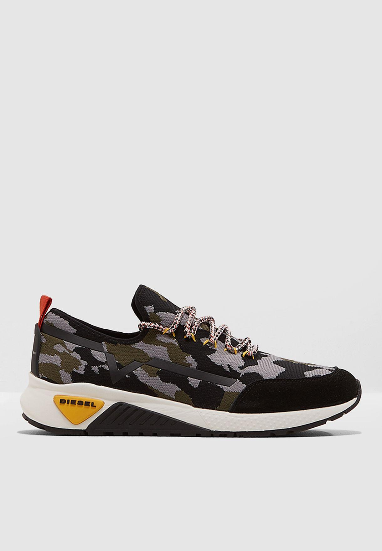 S-Kbay Camo Sneakers