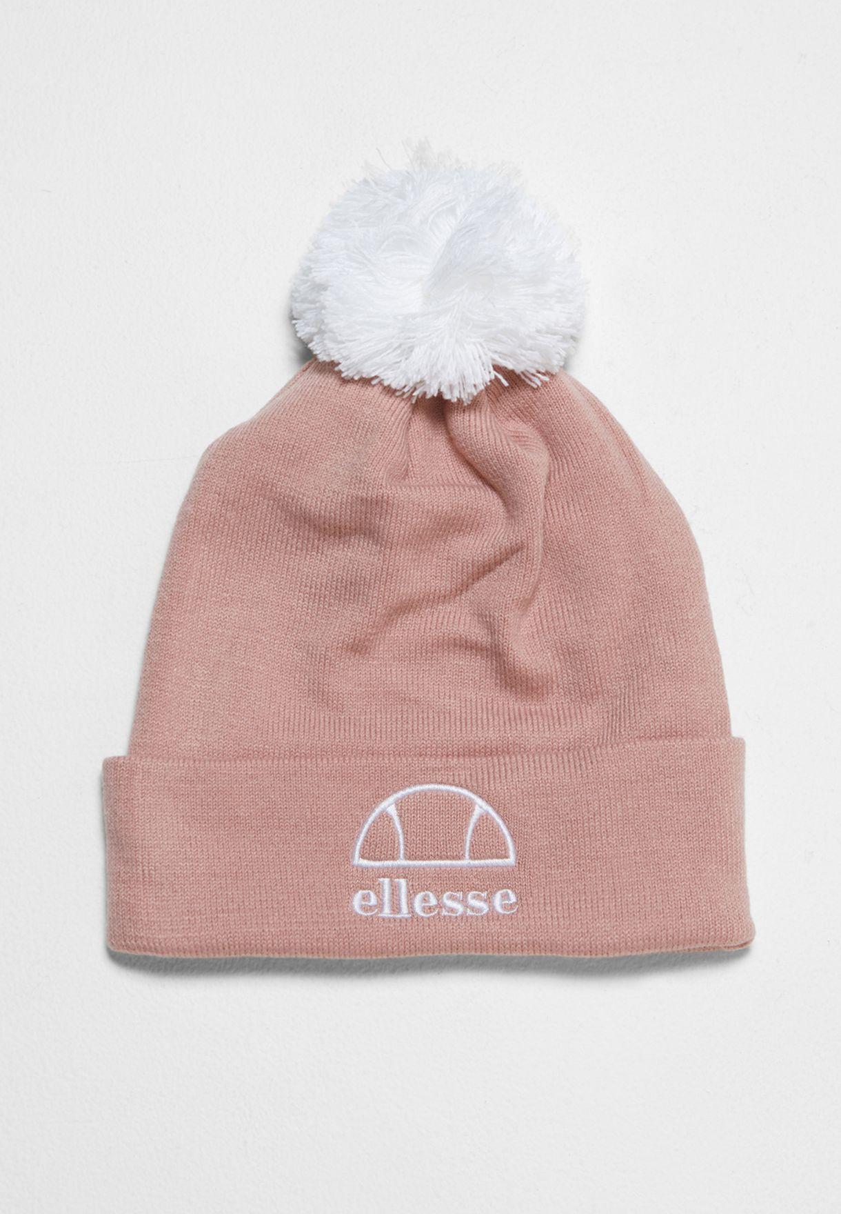 Shop Ellesse pink Alezio Bobble Hat SGAU0305 for Women in Bahrain -  EL250AC68QET 7fc301c75c1
