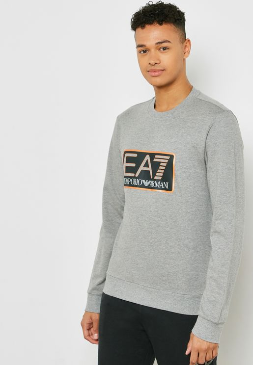 Train Visibility Logo Sweatshirt