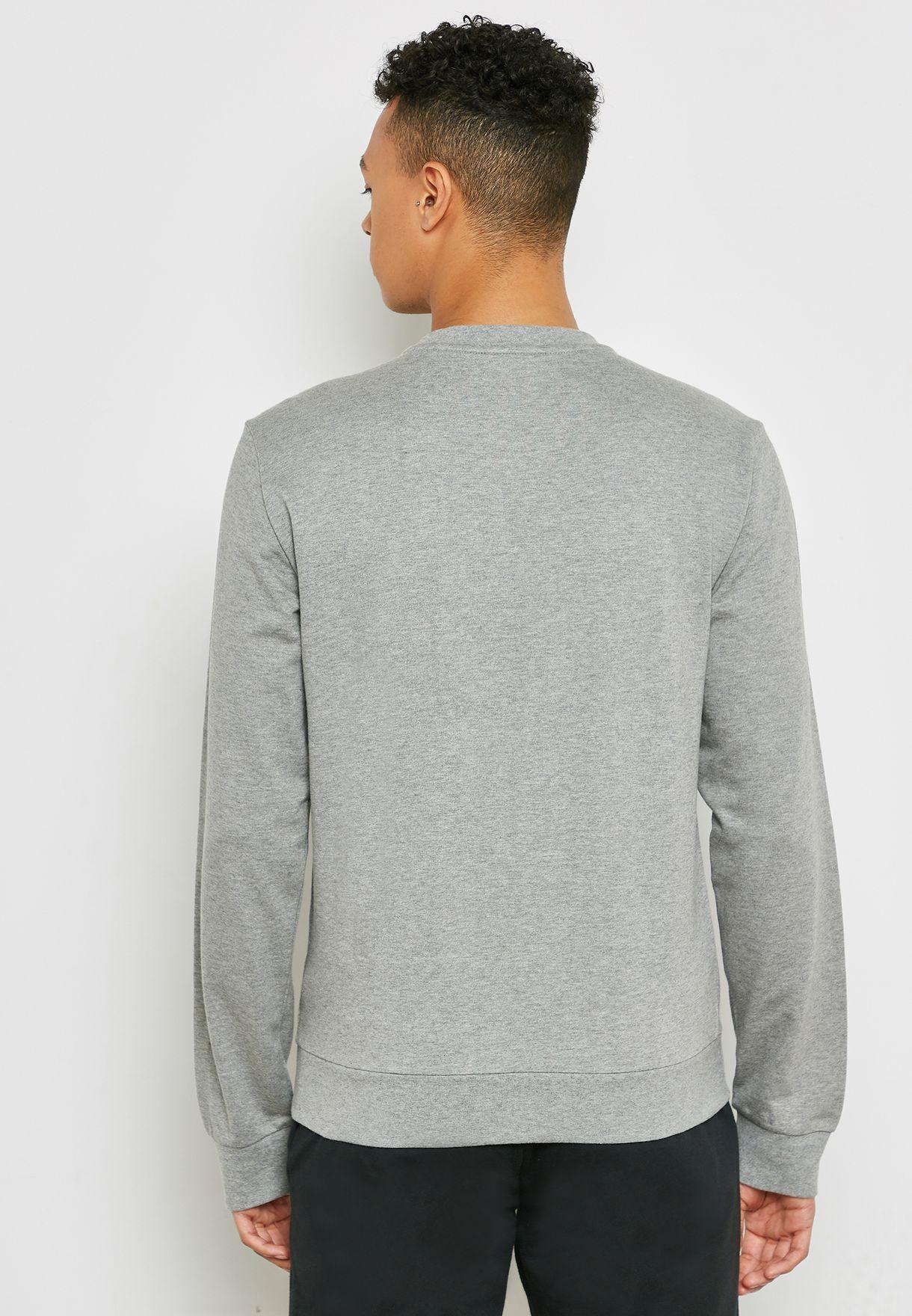 Train Visibility Logo Sweatshirt