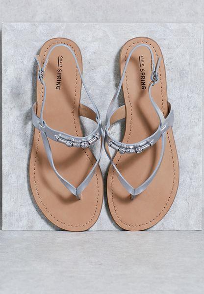 Taketa flat Sandals