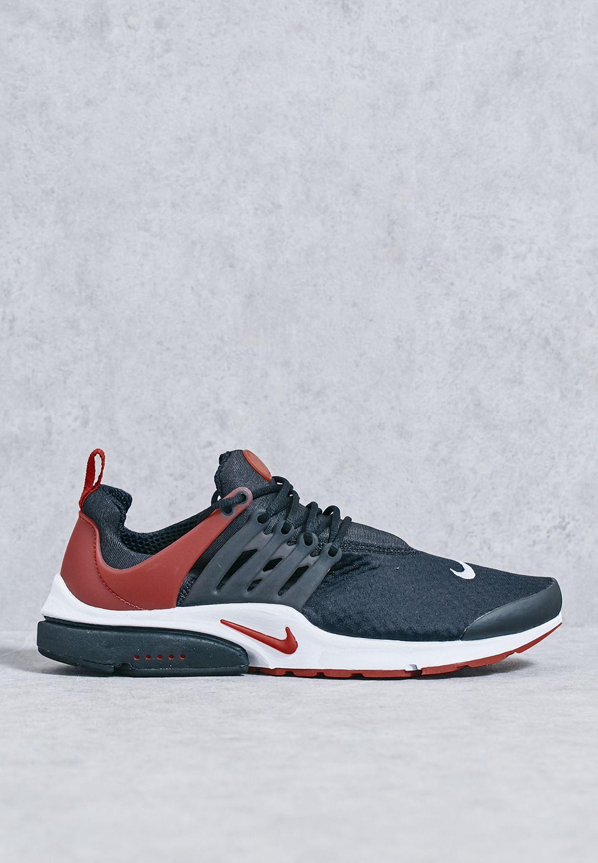 Shop Nike black Air Presto Essential 848187 002 for Men in Bahrain