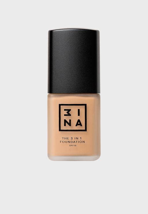 The 3-in-1 Foundation 215