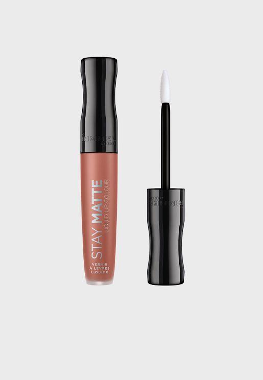 Stay Matte Liquid Lip Colour- 720 Moca