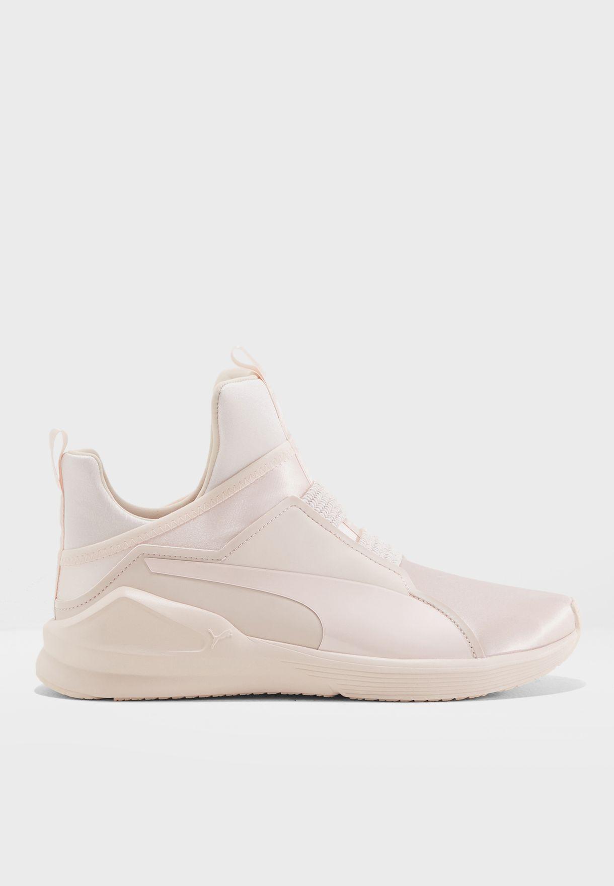 Shop PUMA pink En Pointe Fierce Satin 19054502 for Women in Saudi ... 31c74d566