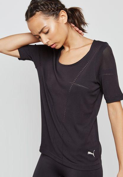 evoKNIT Seamless T-Shirt