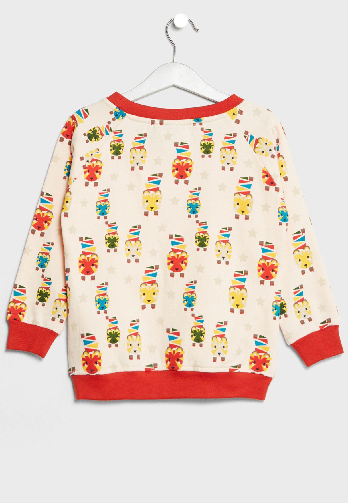 Little Organic Phoenix Sweatshirt