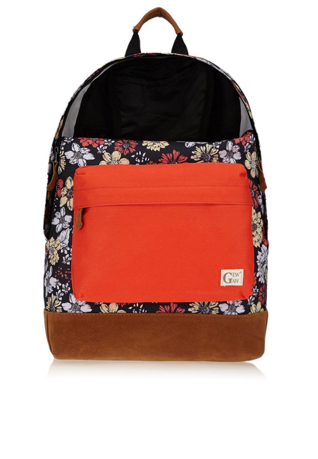 a3e50d8d83b7c تسوق حقيبة ظهر منقوشة ماركة جي جاو لون متعدد الألوان في السعودية ...