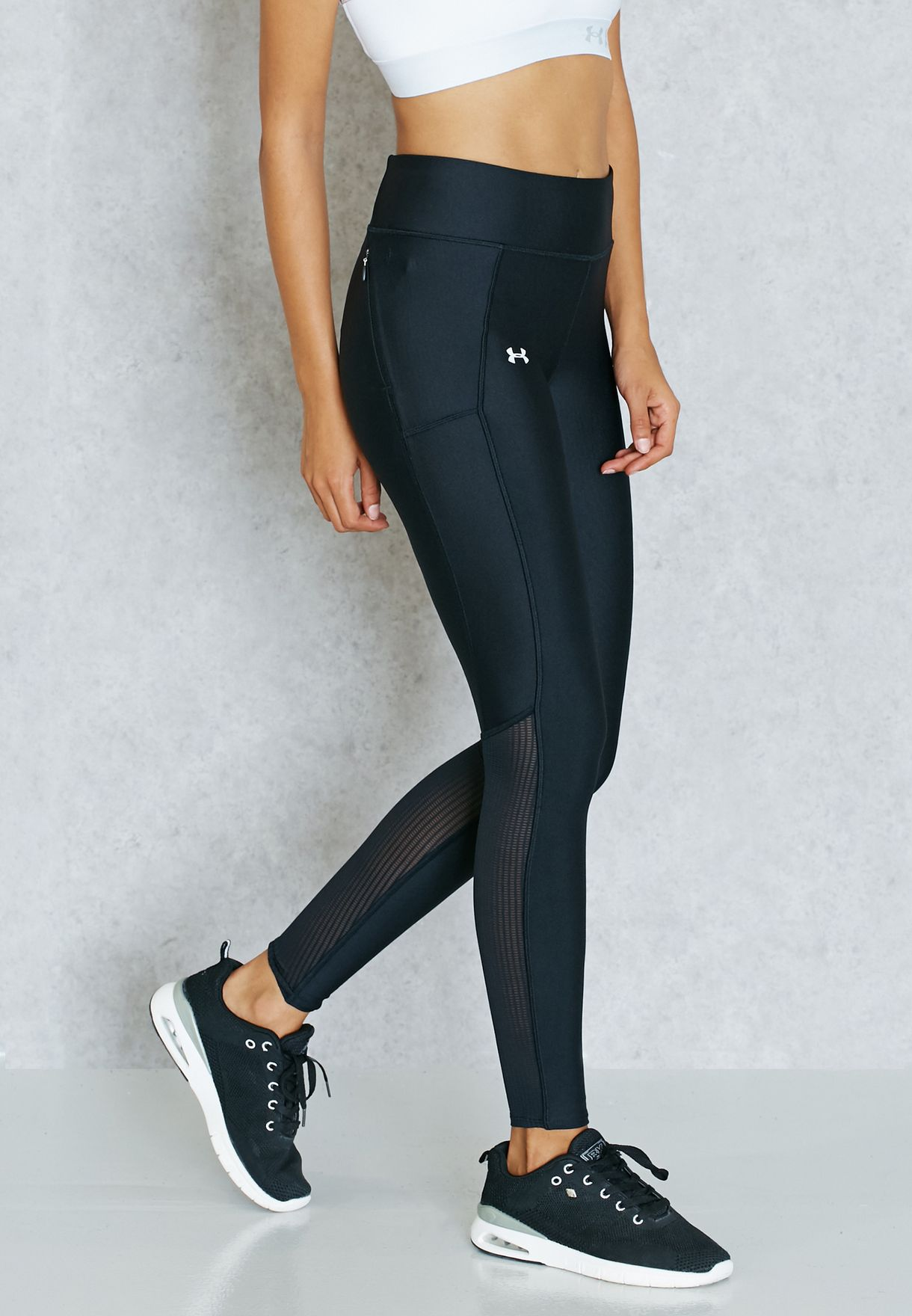 Under Armour Womens Fly-By Legging Under Armour Apparel 1297935