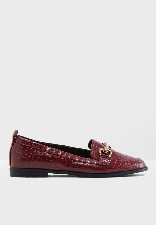 Lacey Trim Loafer