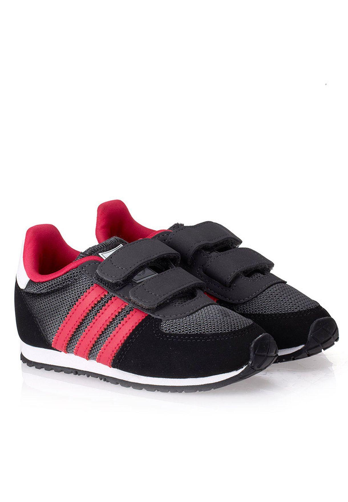 purchase cheap 24705 2bb98 Shop adidas Originals black Adistar Racer Infant M17120 for Kids in Qatar -  AD478SH68IYT