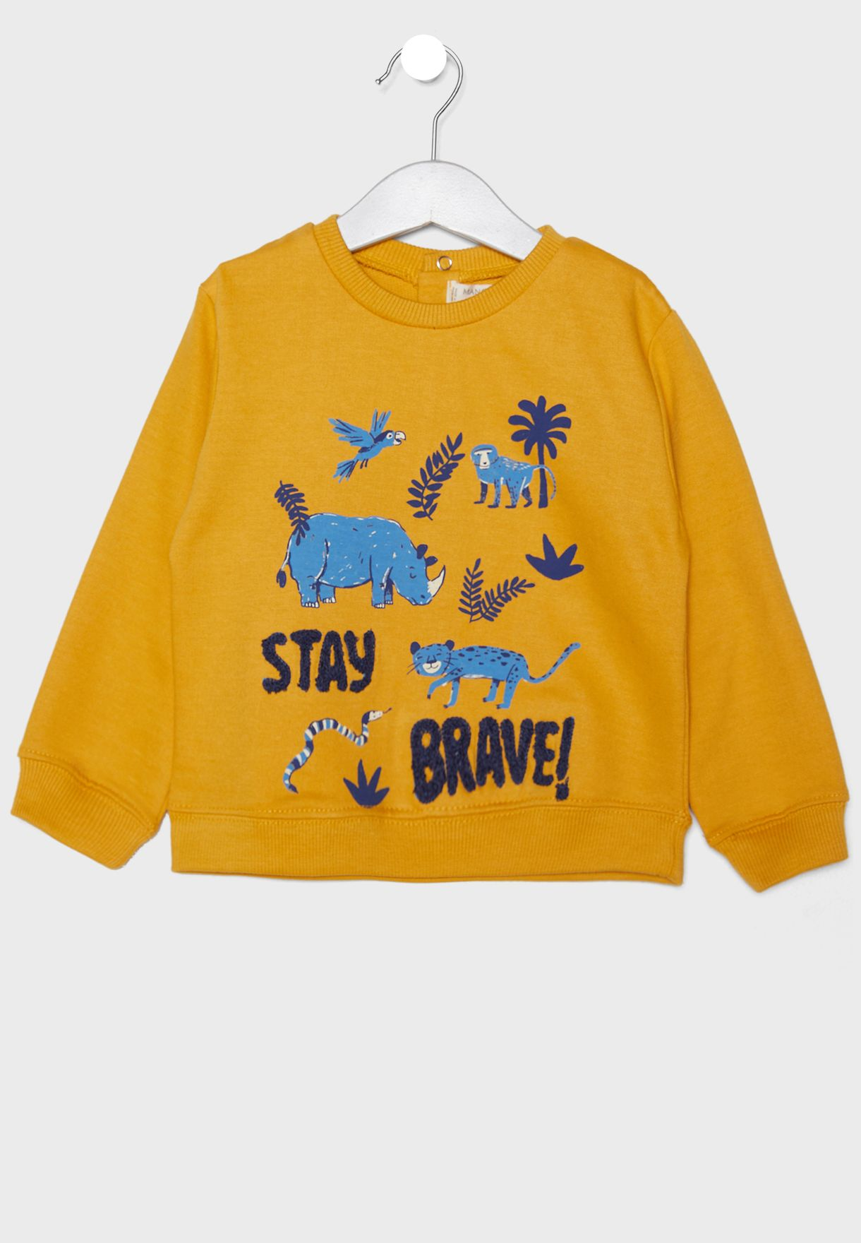 Infant Graphic Sweatshirt