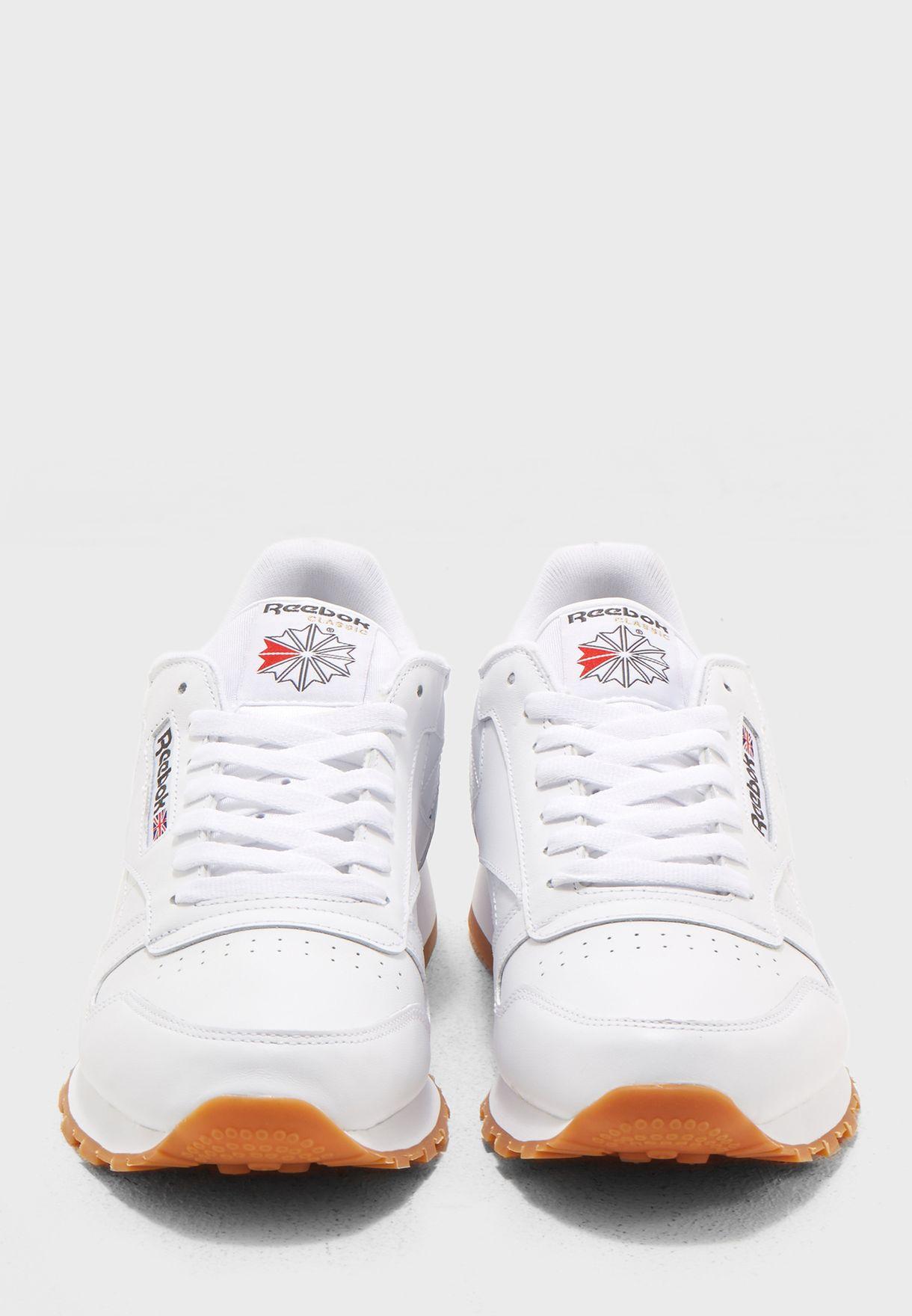 حذاء كلاسيكي من جلد اصلي