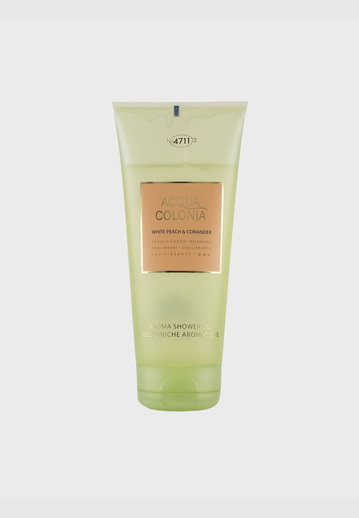 Acqua Colonia White Peach & Coriander Aroma Shower Gel