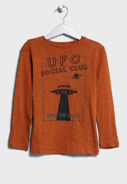 Little UFO T-Shirt