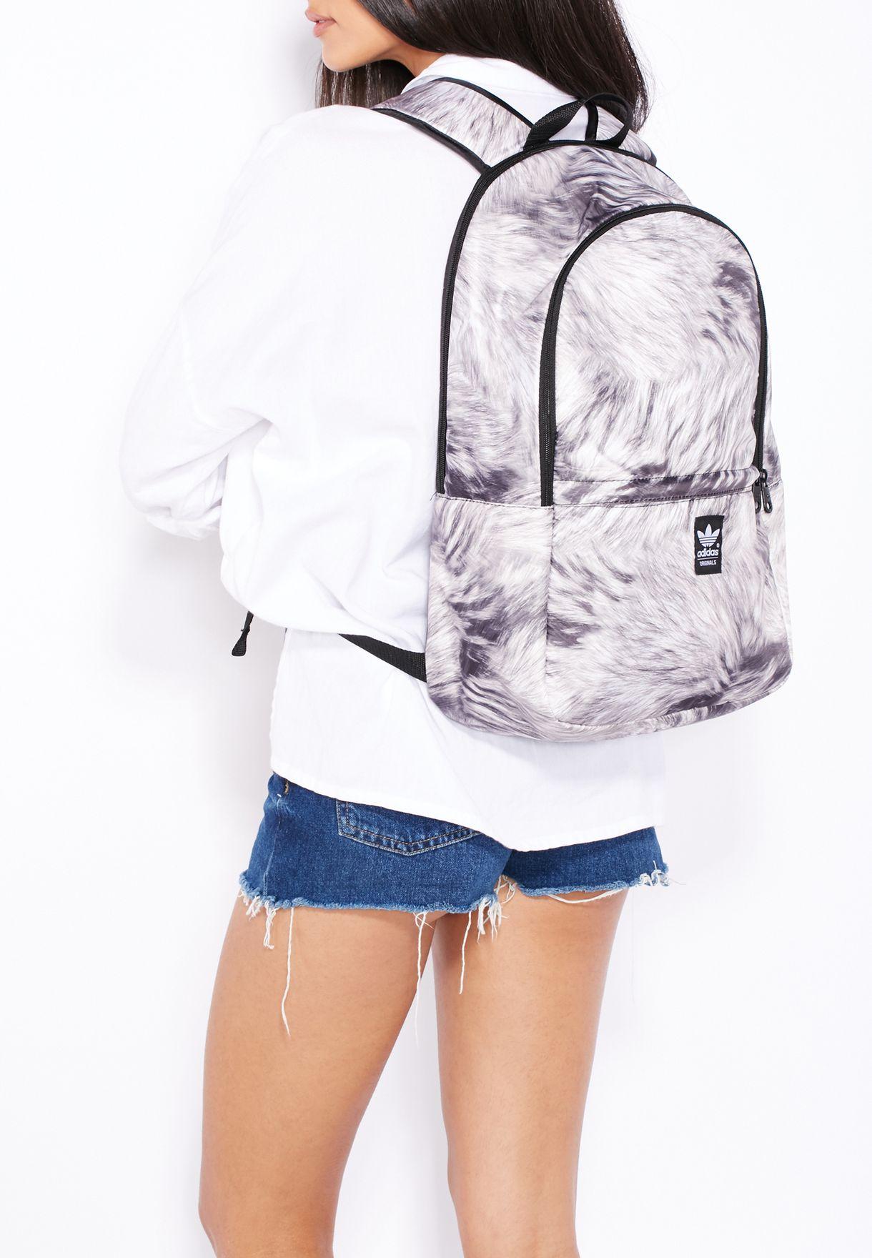 6ee88ec345d6 Shop adidas Originals prints Backpack AB2991 for Men in Qatar ...