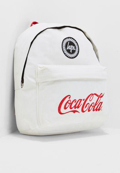 شنطة بالوان الكوكا كولا