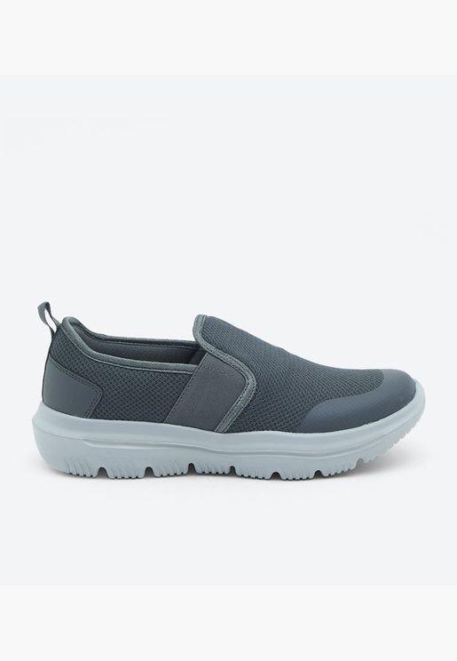 Mens Sport Shoes - Grey
