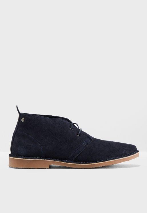Gobi Suede Boots