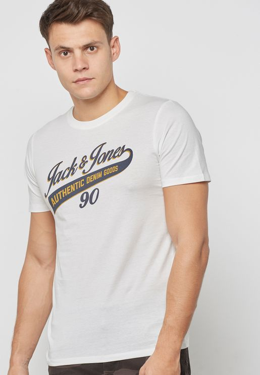 Logo Slim Fit T-Shirt