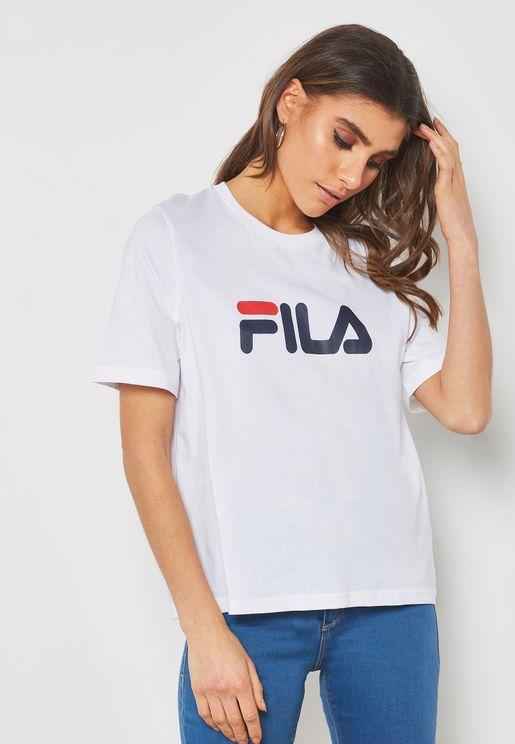 Miss Eagle Cropped T-Shirt