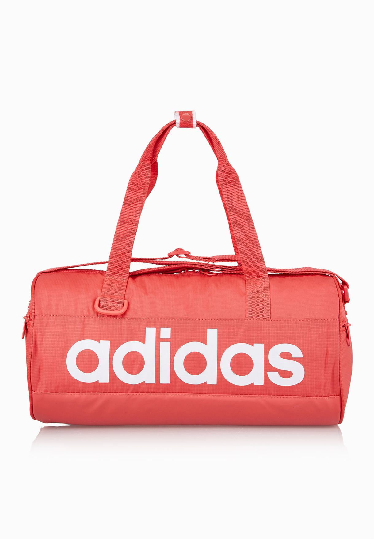 e16ceb32839c Shop adidas pink Extra Small Linear Performance Travel Bag AY5203 for Women  in Qatar - AD476AC58BEZ