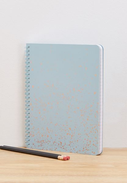 Mini Speckle Rough Draft Notebook