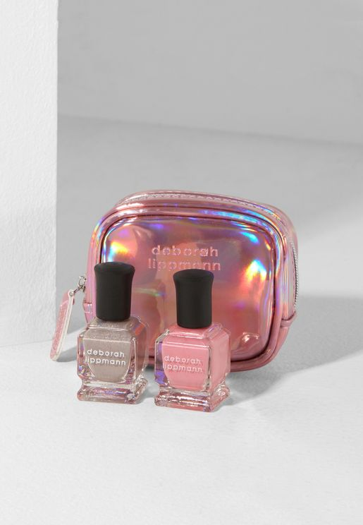 2 Pack Hologram Nail Lacquer