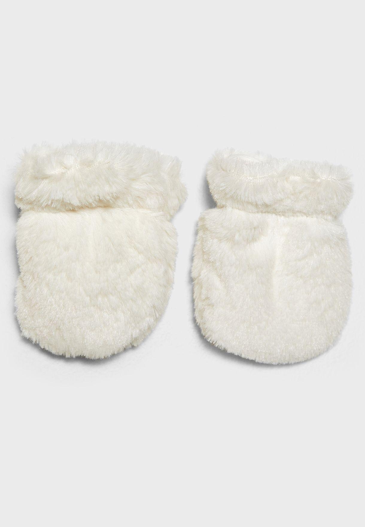 Infant Fur Bodysuit