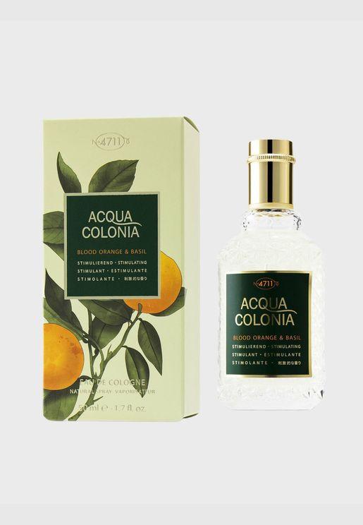 Acqua Colonia Blood Orange & Basil ماء كولونيا سبراي