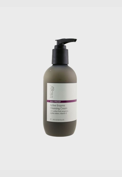 Age-Proof Active Enzyme Cleansing Cream