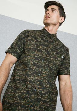 Camo Tiger Shirt
