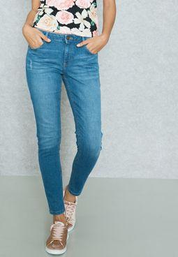 Mid Wash Harper Jeans