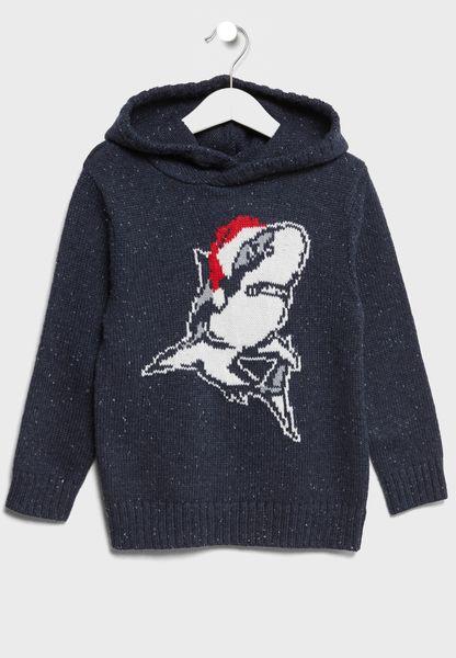 Little Shark Sweatshirt