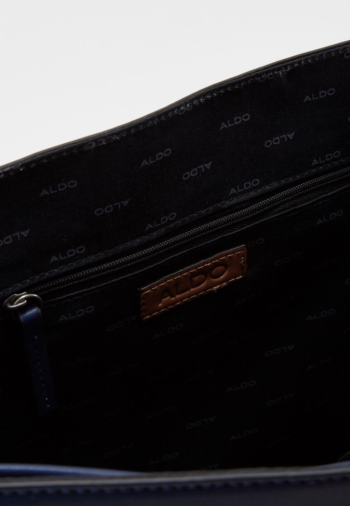 f2a061e9e5c Shop Aldo navy Eddies Clutch EDDIES4 for Women in UAE - AL729AC58DUB