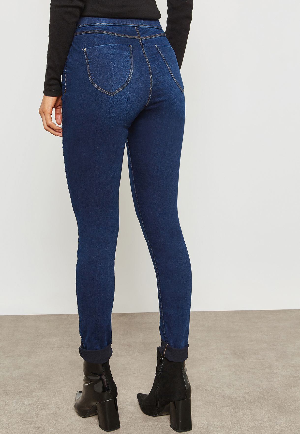 Ultra Soft Skinny Jeggings