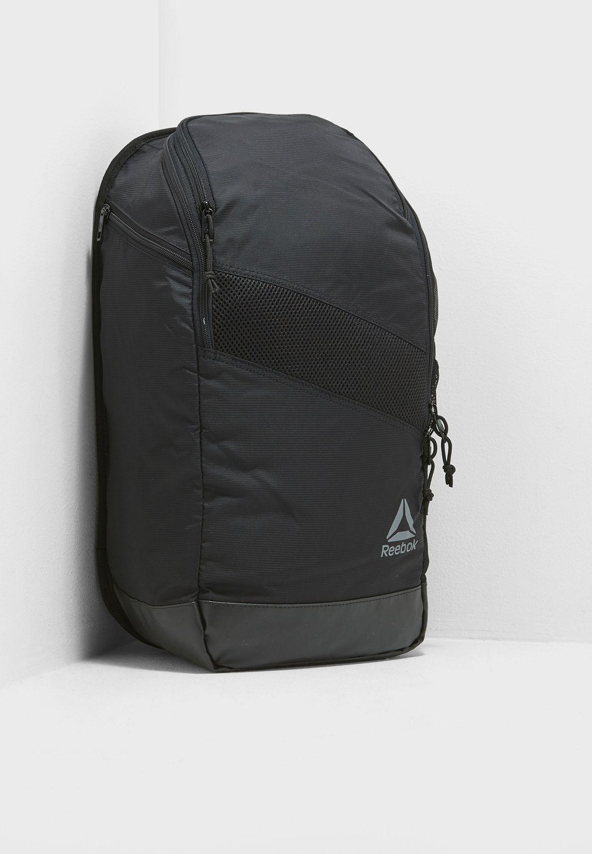 Shop Reebok black Active Enhanced 24L Backpack CF7474 for Men in UAE ...