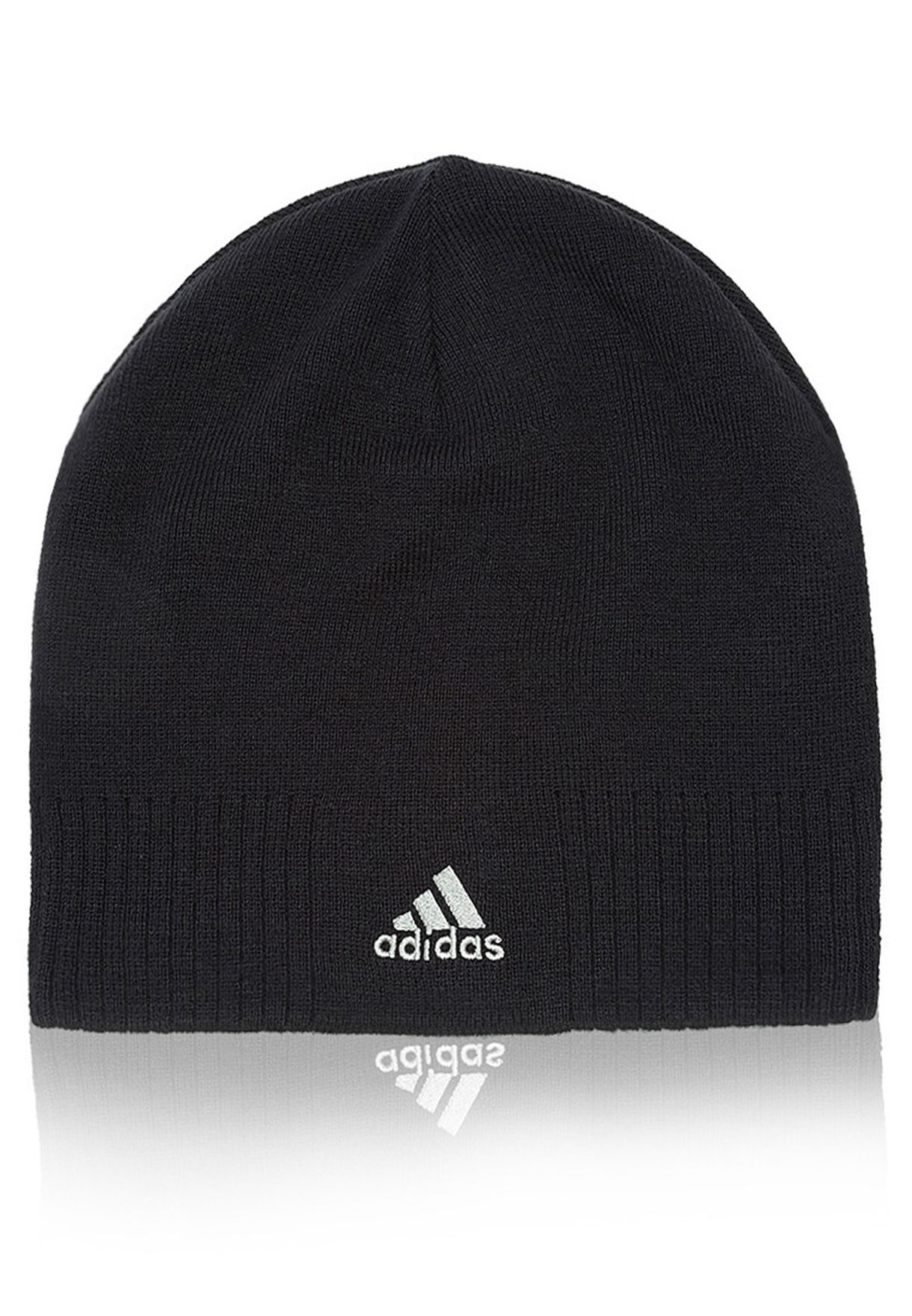 50546147878 ... clearance shop adidas black ess corp beanie w57345 for men in saudi  ad476ac58mth f3837 8aee7