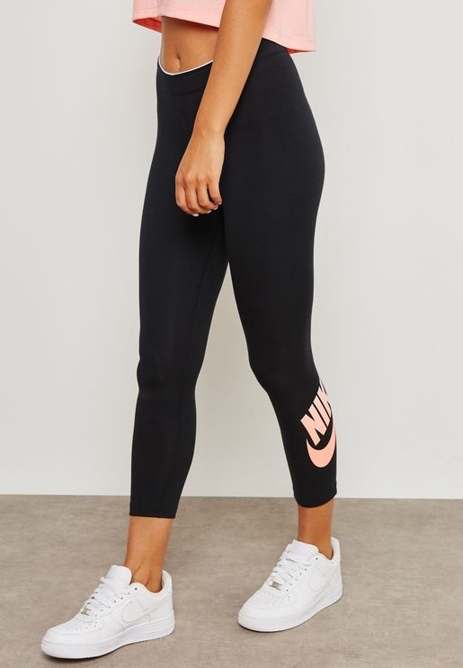 Futura Club Cropped Leggings
