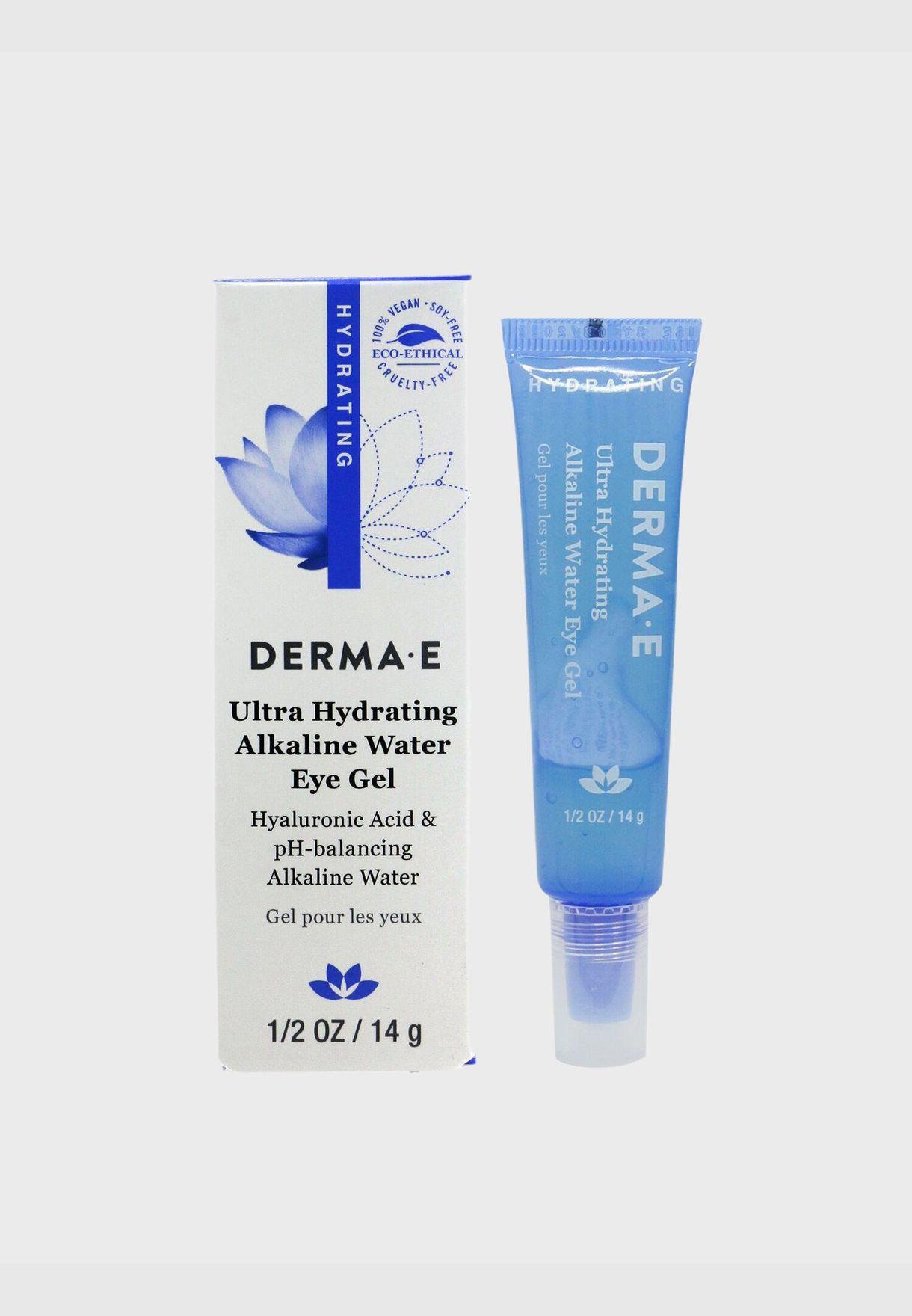 Hydrating Ultra Hydrating Alkaline Water Eye Gel