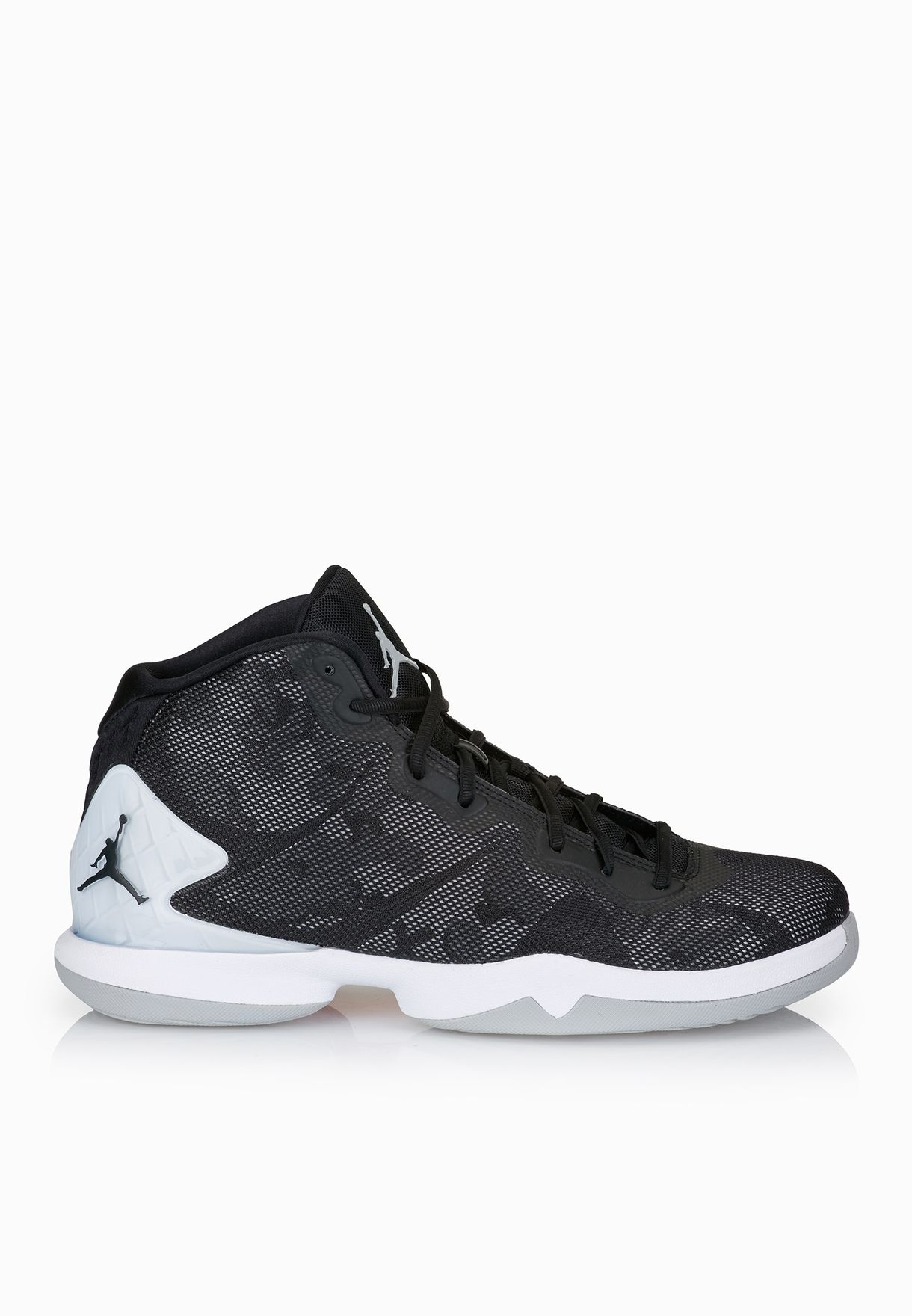c11271922afb0a Shop Nike black Jordan Super Fly 4 768929-007 for Men in UAE ...