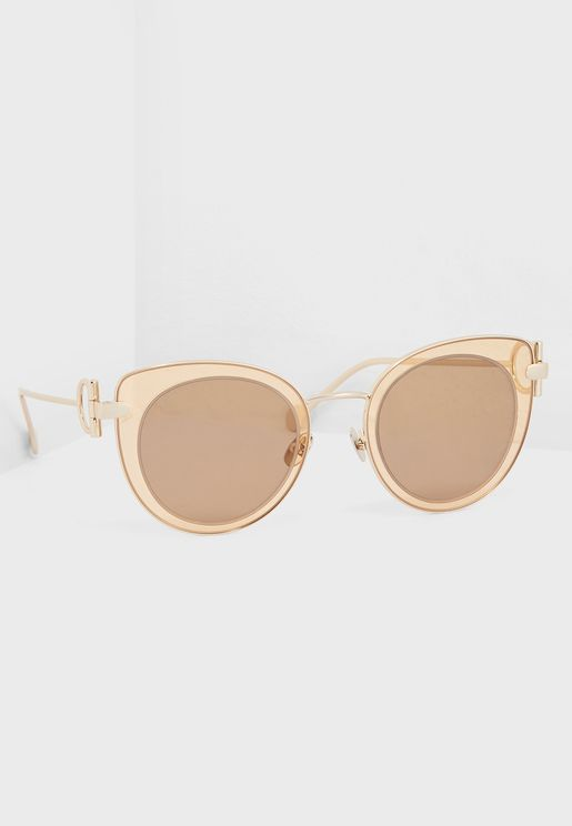 SF182S Cat Eye Sunglasses